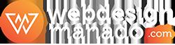 Jasa Pembuatan website manado Logo